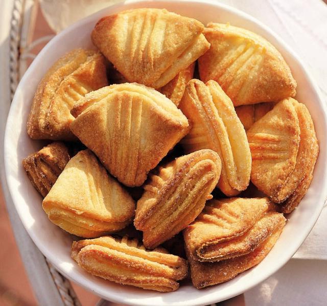 ricetta biscotto tritato friabile