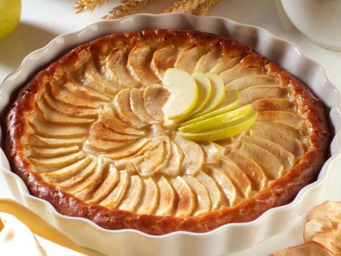 ukusna peciva s jabukama