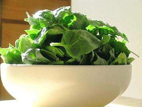 Enostavne zelene solate