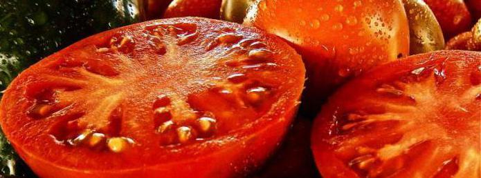 доматена салата за зимни рецепти