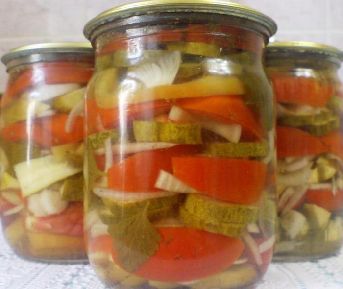 deliziose insalate di pomodoro per le ricette invernali