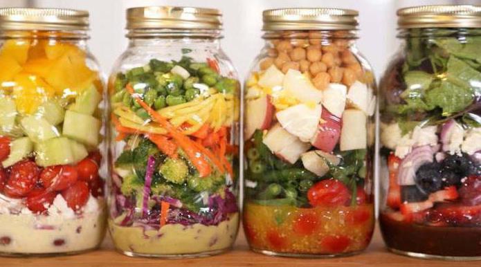 insalate di pomodoro per l'inverno il più delizioso