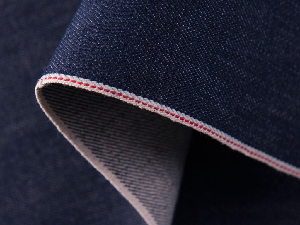 Jeans grezzi tradizionali