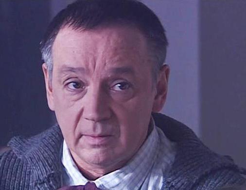 L'attore di Denisov Nikolai Vasilyevich