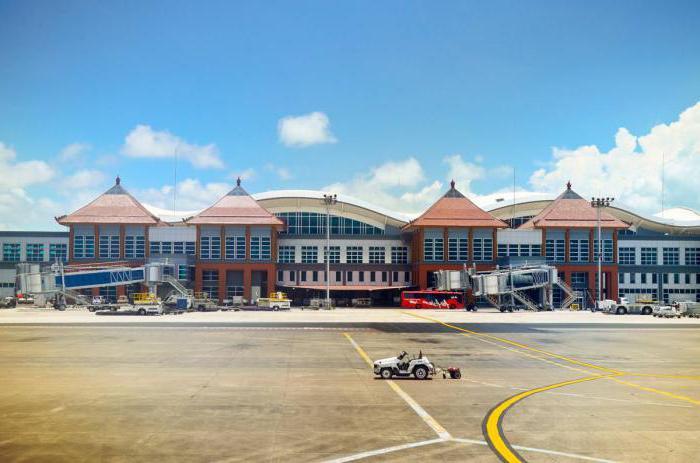 Aeroporto di Denpasar