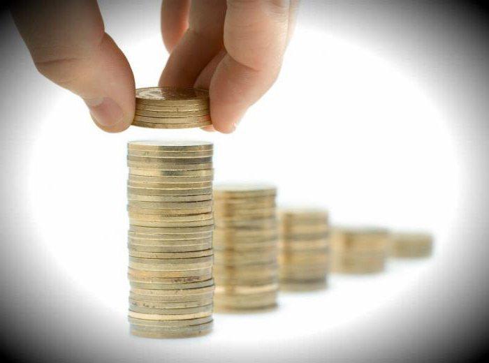 tassi di deposito in rubli