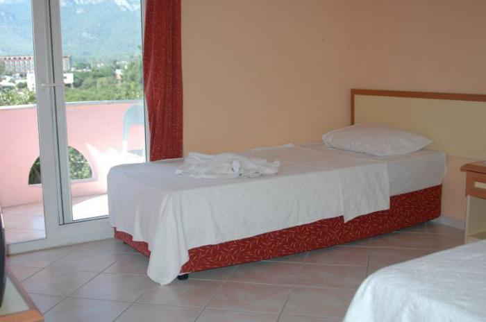 Derin Hotel 3 Turčija