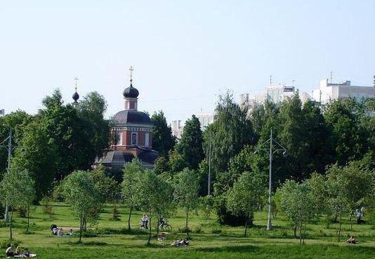 Kostel Narození Panny Marie v Chernevu