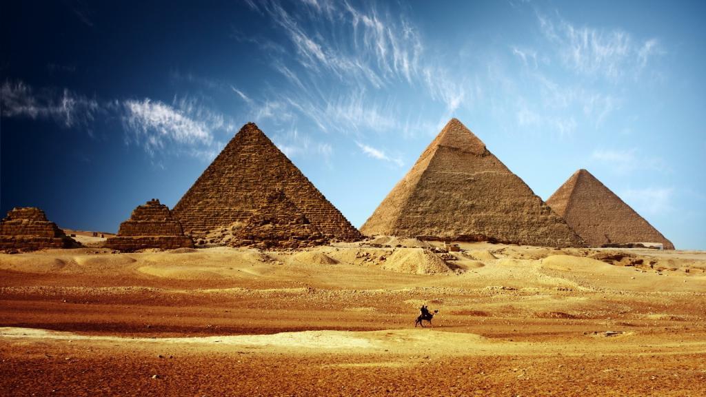Foto delle piramidi