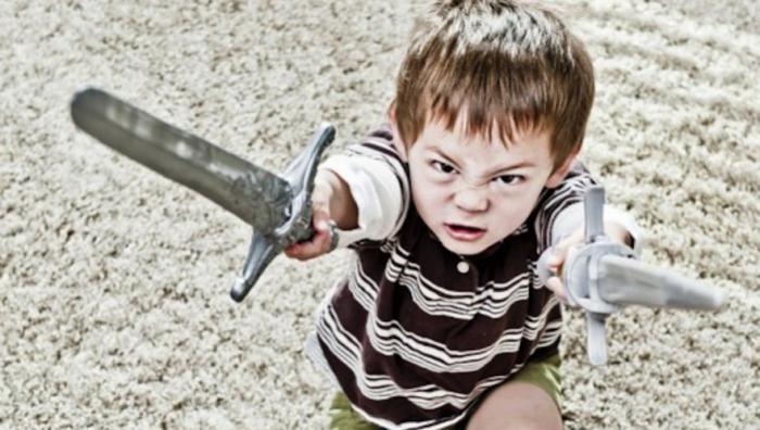 comportamento distruttivo dei bambini