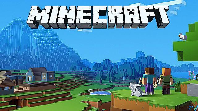 Minecraft kodo na vasi