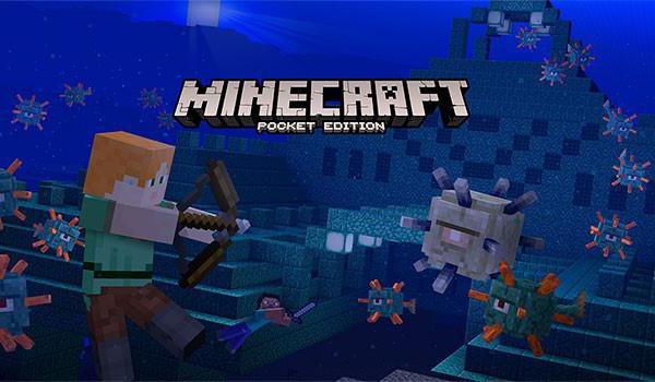 Goljufija na vasi v Minecraftu