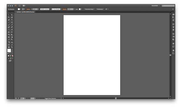come aprire il file SVG