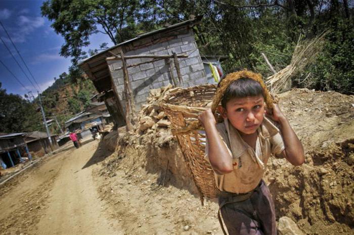између развијених и земаља у развоју