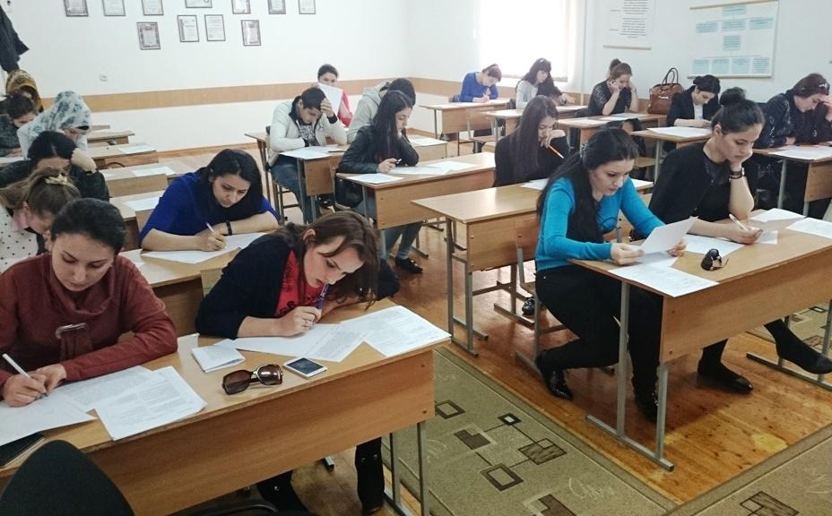 Partecipanti DGU Makhachkala