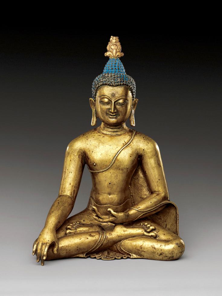 Кип Буде, направљен у Тибету.