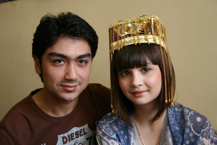 mąż Diana Yagofarova