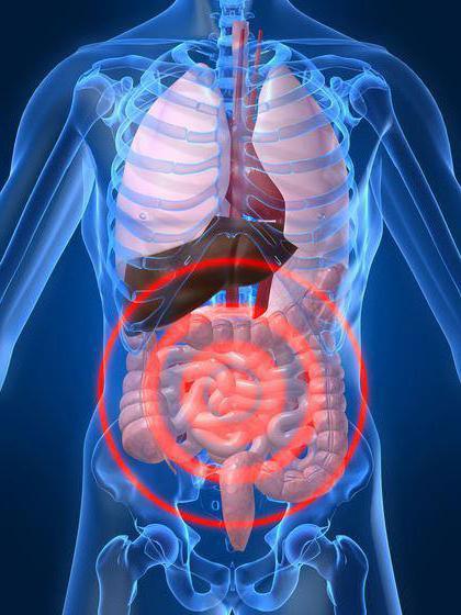 diarrea e dolori allo stomaco