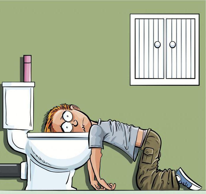 dolore allo stomaco e causa di diarrea