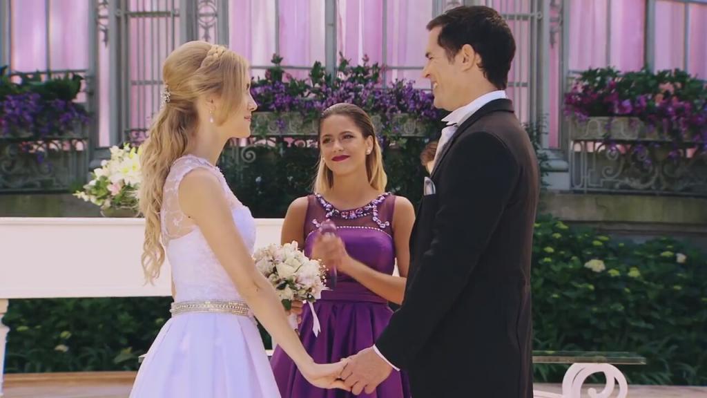 Serie TV Violet