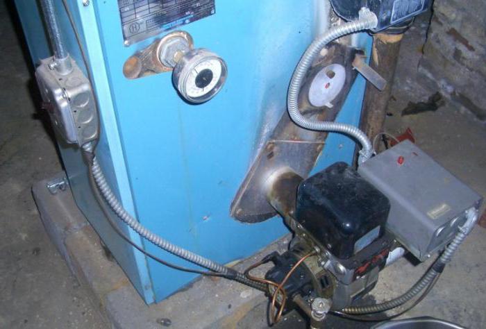 ugello del bruciatore diesel
