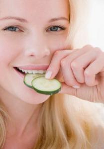 Dieta cetriolo per la perdita di peso