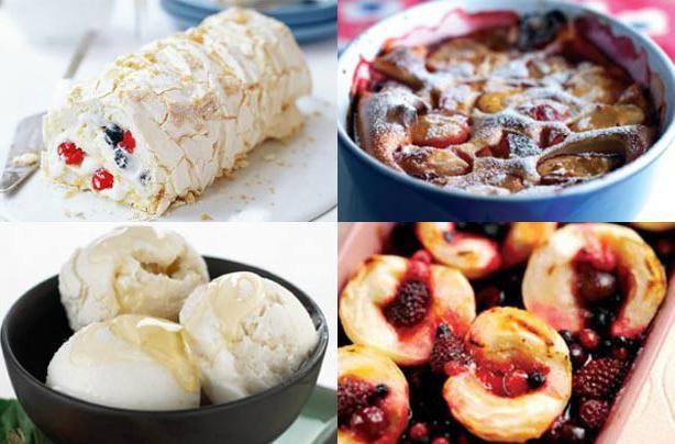 Dessert dietetici