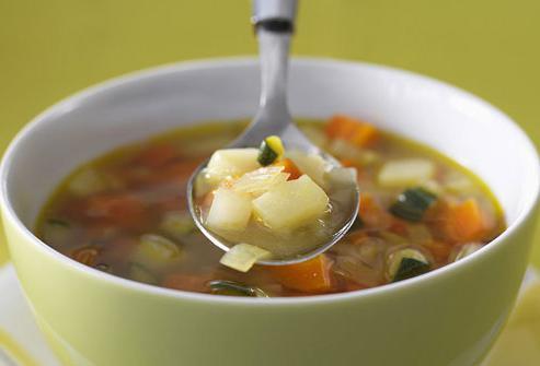 супа од купуса за рецепт за мршављење