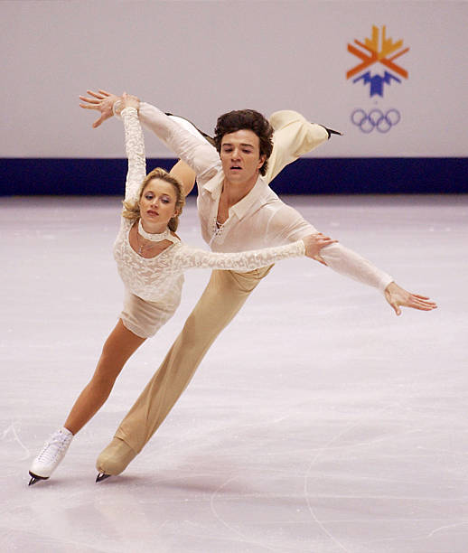Elena Berezhnaya i Anton Sikharulidze