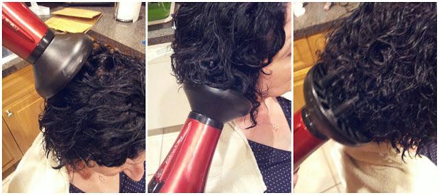 Diffusore per lo styling dei capelli
