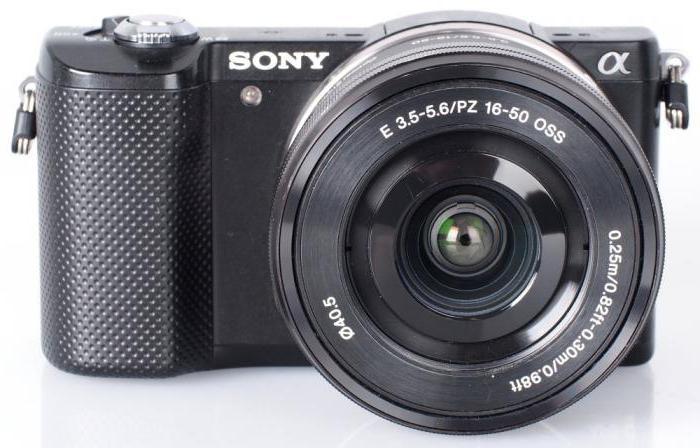 Sony alfa a5000