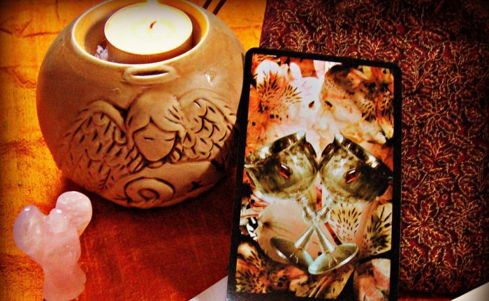 carte dei tarocchi divinatori per amore