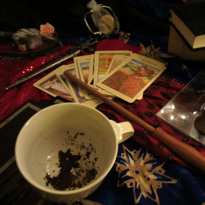 divertente divinazione per il nuovo anno