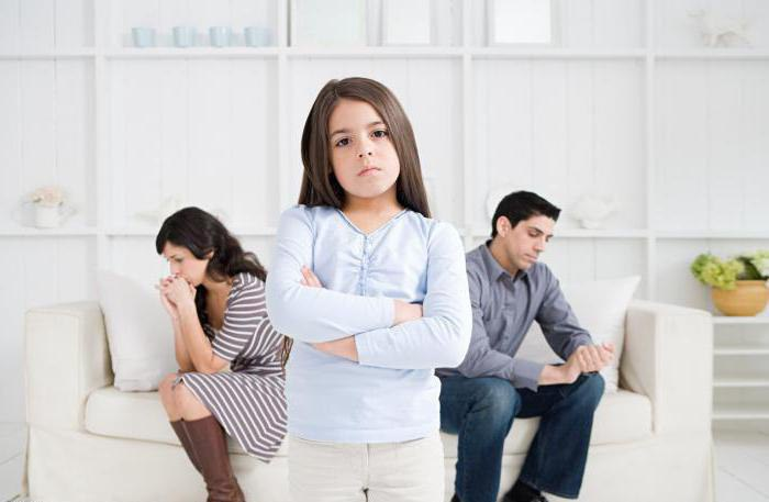 rozvod za přítomnosti nezletilých dětí