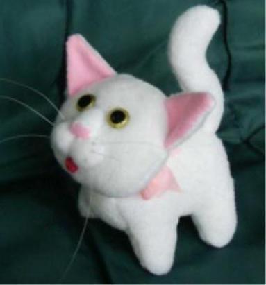 Vzor kočky
