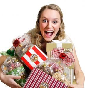Božična darila z lastnimi rokami