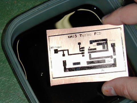 Amplificatore di potenza audio fai-da-te