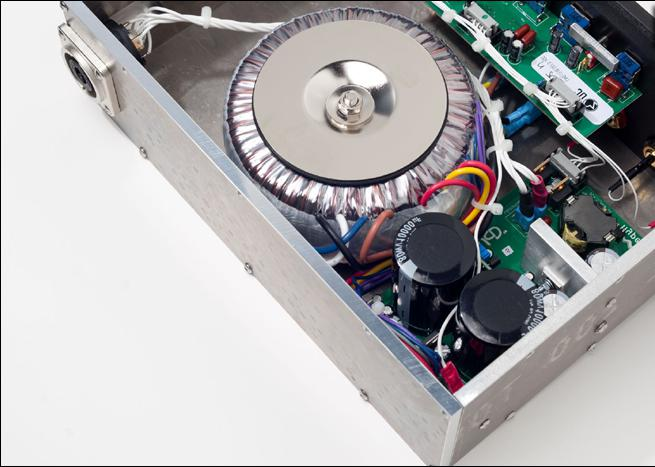 Amplificatore audio fai-da-te