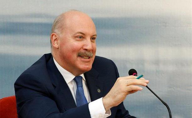 Mezentsev, Dmitrij Fedorovich Vijeće Federacije