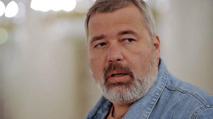 Дмитри Муратов Главни уредник