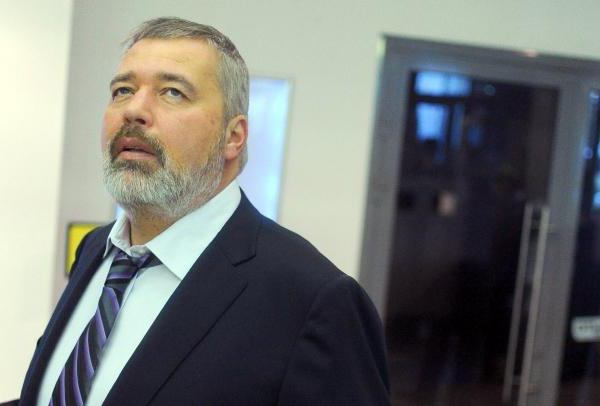 Дмитриј Муратов - новинар