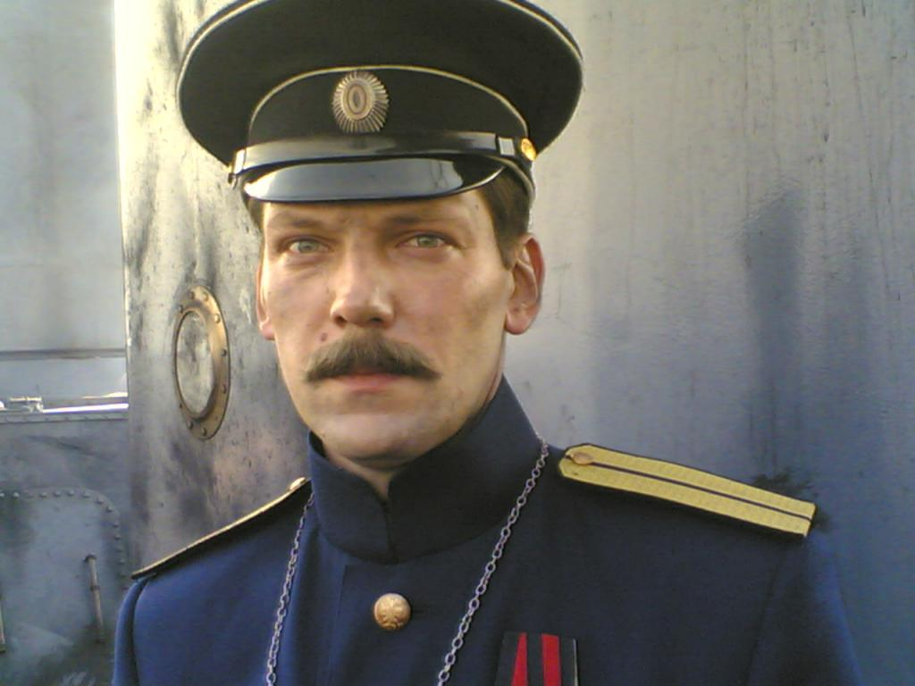 Dmitry Scherbina - film