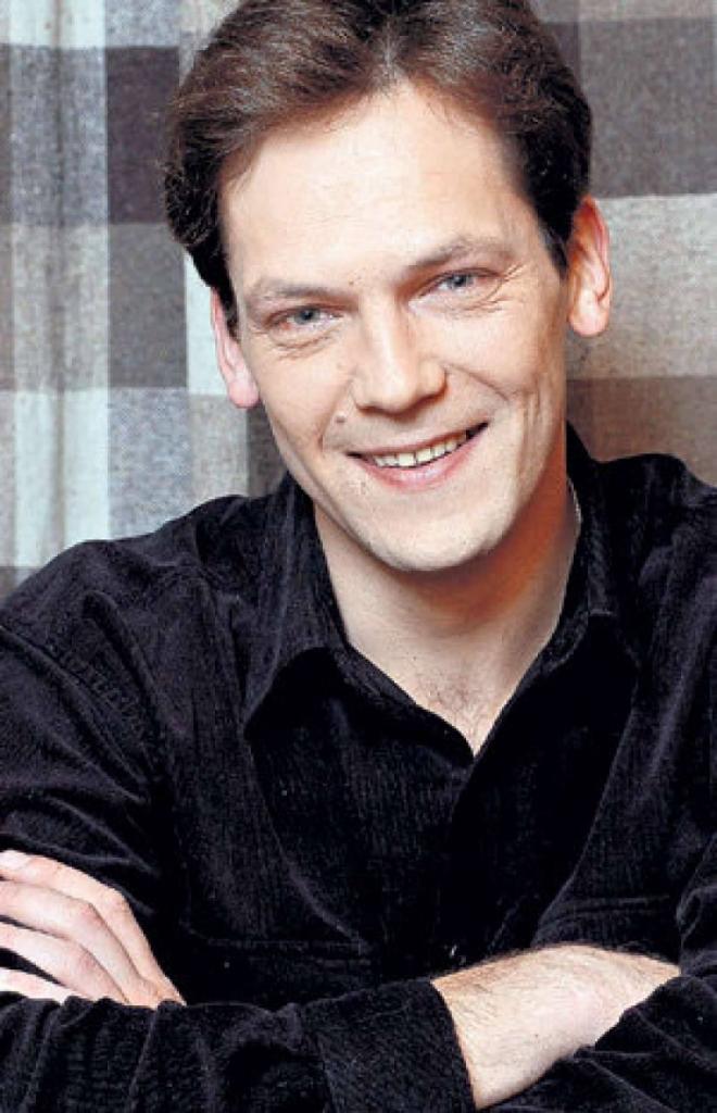 Dmitry Scherbina - attore