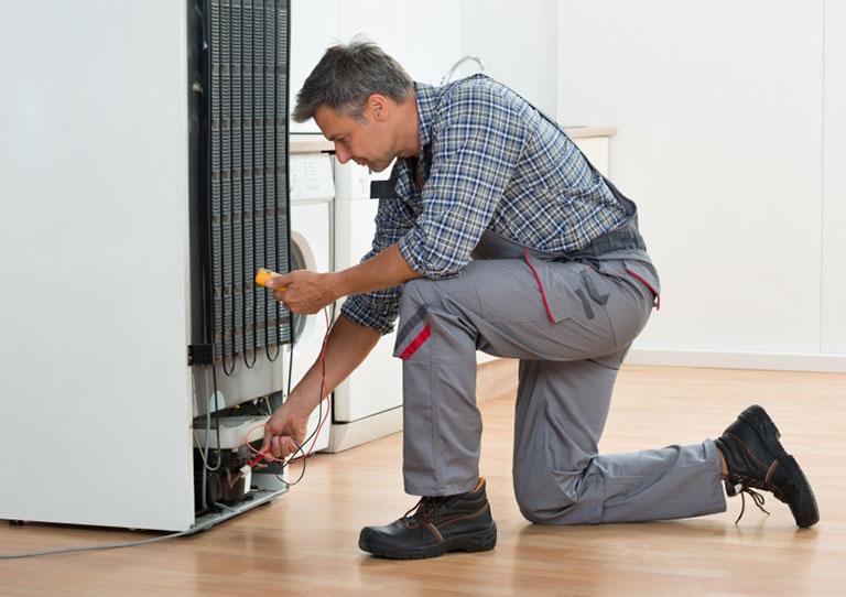 capacità nominale del frigorifero