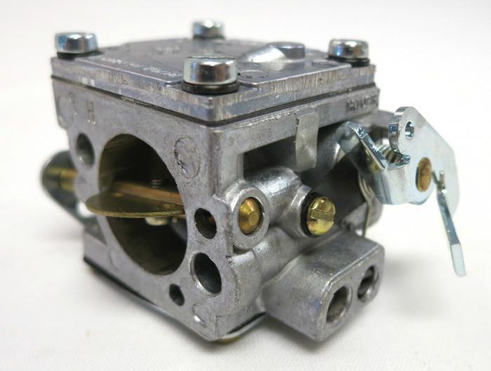 Riparare la motosega del carburatore