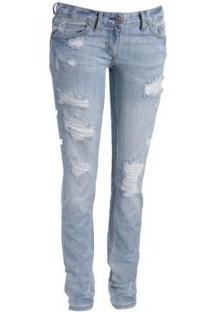 tagliare i jeans