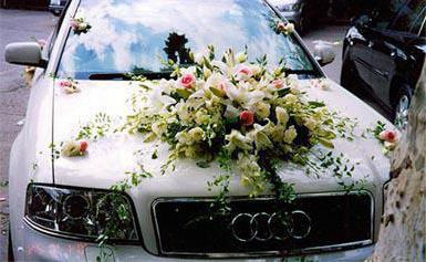 do-it-yourself poročna floristika