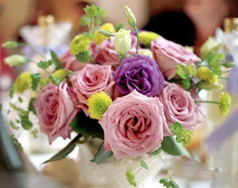 Květinářství udělejte majstrovskou třídu