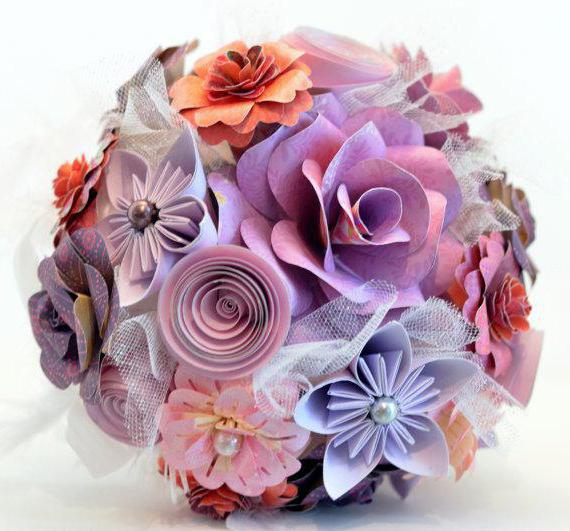 Květinové DIY kytice