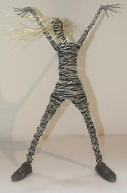 уради сам вртне скулптуре